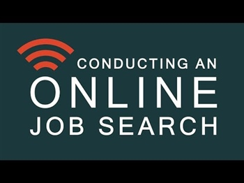 Conducting an Online Job Search